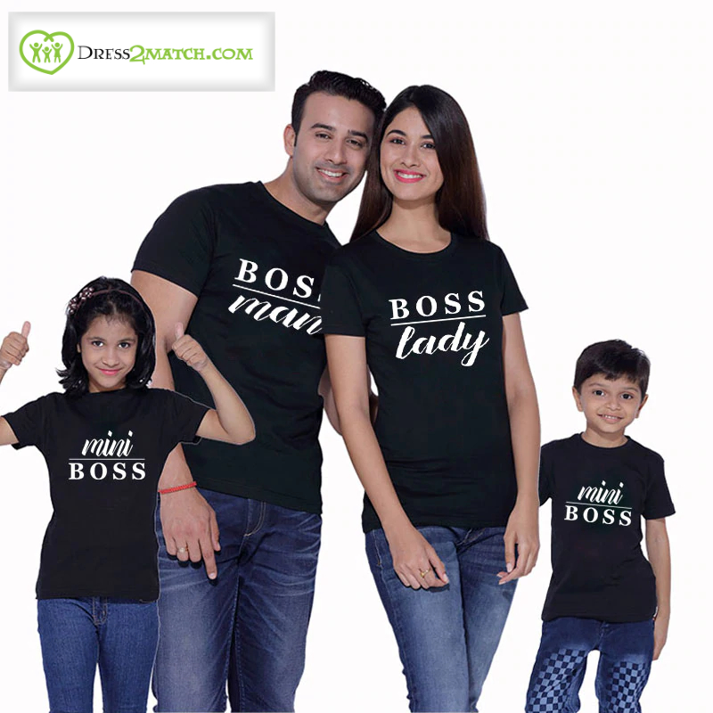650e59e1 Father mother son daughter tshirts text | 12 Designs, Black Grey White
